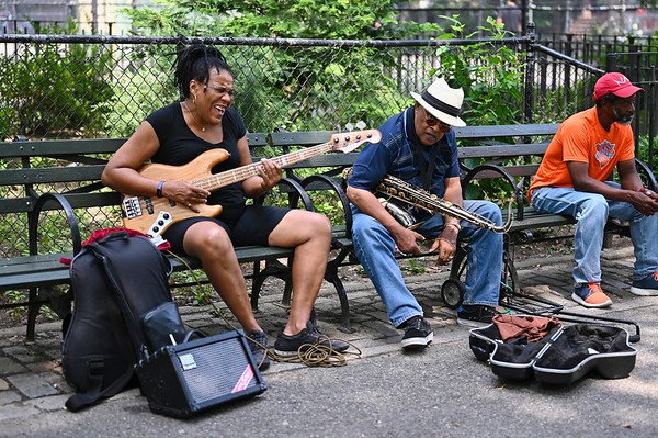 NYC Street Photography Aug 2019