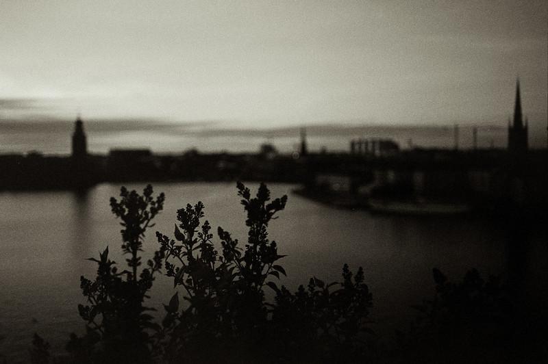 Stockholm. Summer Night.