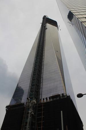 9/11 Memorial - NYC - Ground Zero - August, 2012