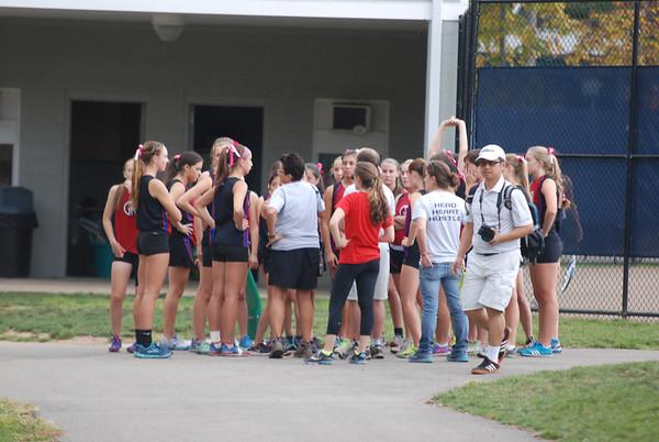 Girls' Cross Country: GA vs Notre Dame