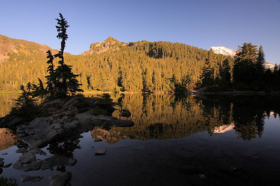 Tolmie peak & Mowich lake