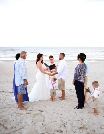Justin & Lariett Wedding Peeks