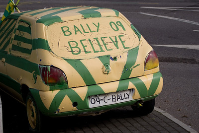 Bally For the County