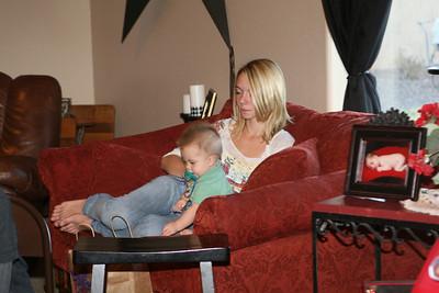 Andrea's Birthday Nov. 2009