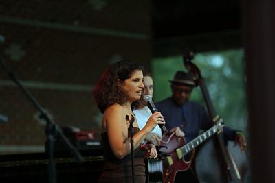 Mary DiPaola Quartet @ Bushnell Park 08-09-21