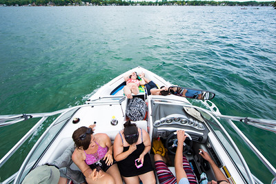 2017 - Summer Boating in Michigan