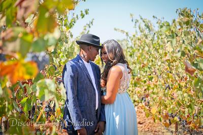 Alisha & Yemisi Engagement Shoot 9-5-2-16