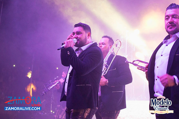 Banda MS - Gran Plaza México / May 27, 2018