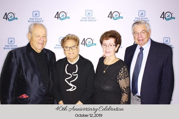 "The State Bank Group ""40th Anniversary Celebration 2019"""