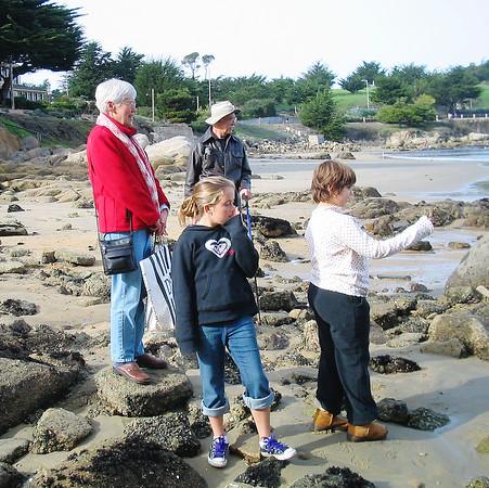 Holiday Season 2005 Monterey