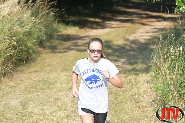 Pittsford Early Bird XC Invitational 8-26-20