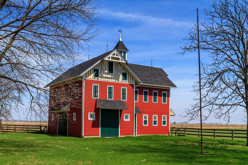 Hammond Barn