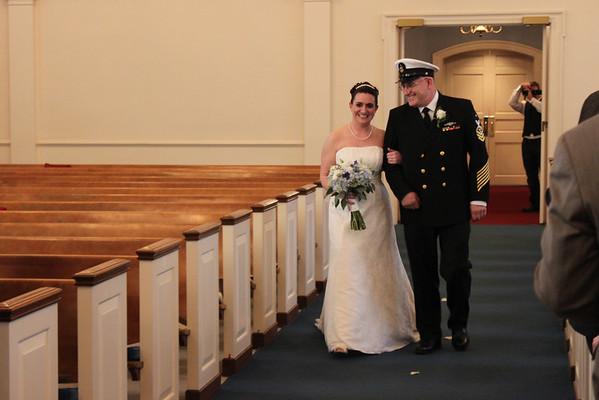 Allyson's Wedding 12 March 2011