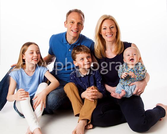 Maclaine family portraits