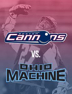 Machine @ Cannons (6/22/17)