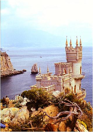 KRYM 1978    -  Alupka , Jalta.