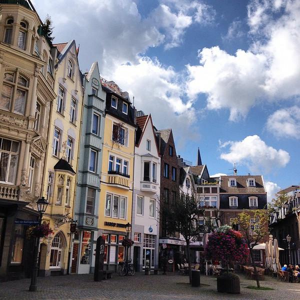 Münsterplatz, Aachen