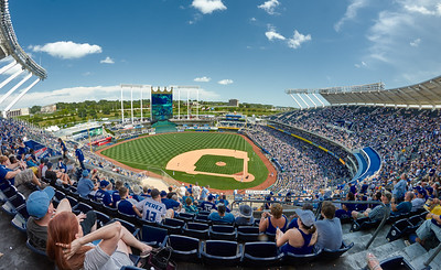 KC - Kauffman Stadium