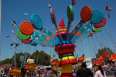 Santa Clara County Fair August 2, 2009