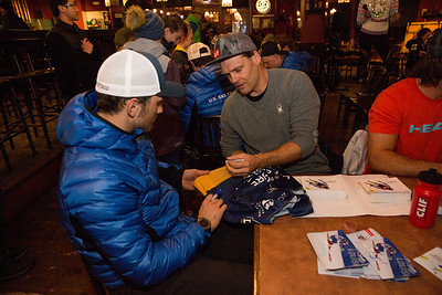Autograph Signing at Copper Mountain
