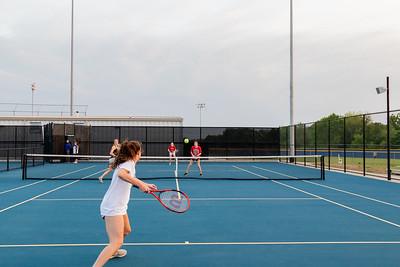 Tennis Spring 2021