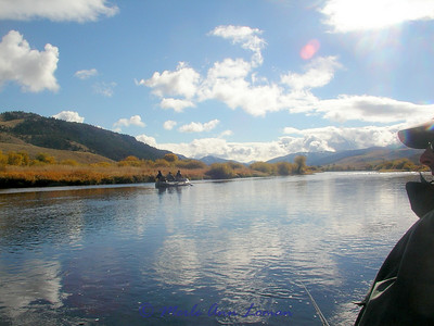Fall on the Big Hole River
