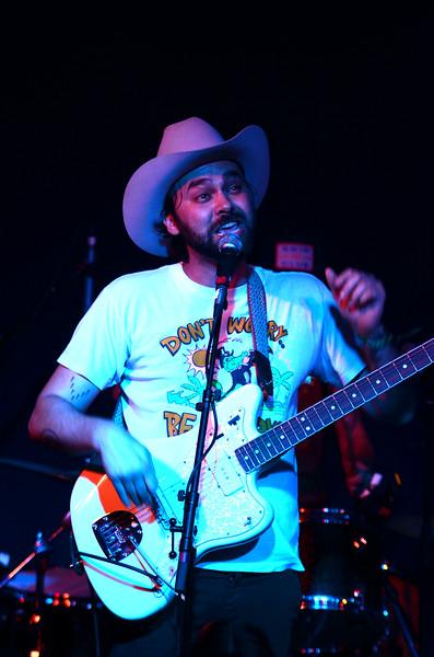 Shakey Graves at Newport Blues Cafe 7/26/18