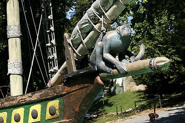 Evansville Mesker Park Zoo