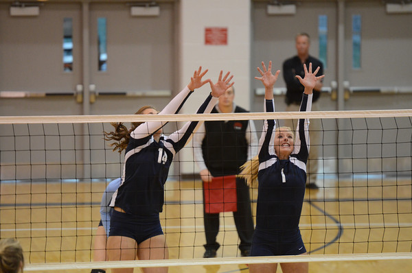 Varsity Volleyball vs Gretna