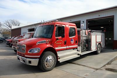 McPherson County Fire Dist. 9 (Galva, KS)