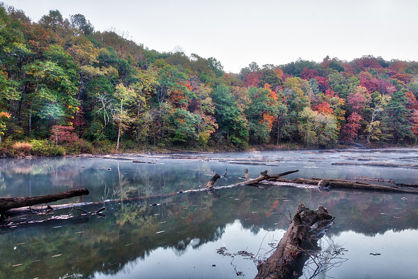 Sweetwater Creek State Park 11-05-2016