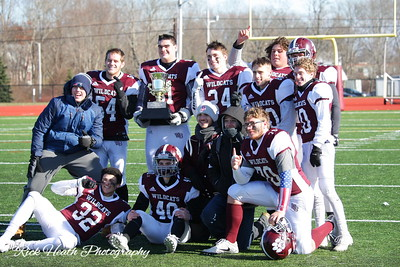 Thanksgiving -  W. Bridgewater H.S. Football