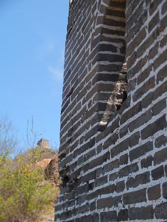 hike the Qiangzilu great wall 【May】