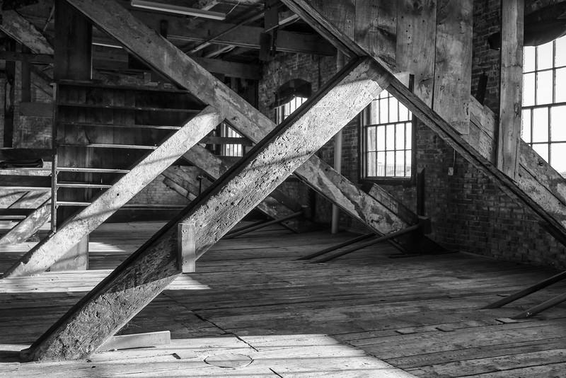 2nd Floor Rafters