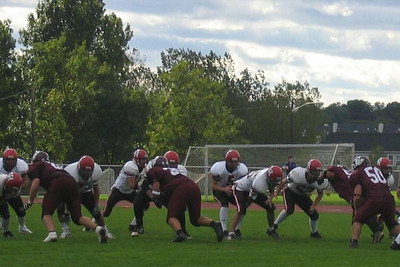 2005 Northern Highlands Football