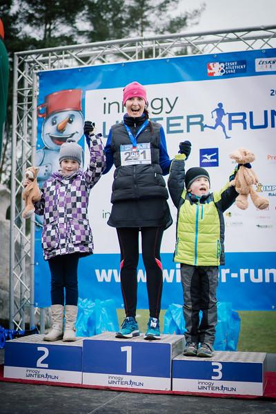 Innogy Winter Run - České Budějovice