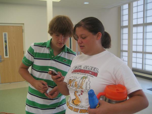 2008-08-16: Band Camp Day 9