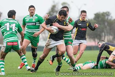 19 Sept Wellington U19 (19) v Manawatu (7)