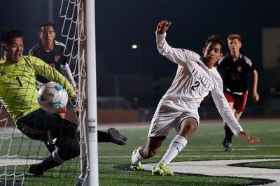 Strake Jesuit Soccer 2017 vs Fort Bend Austin