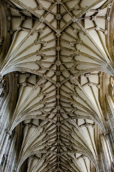 Norman Cathedrals - Winchester