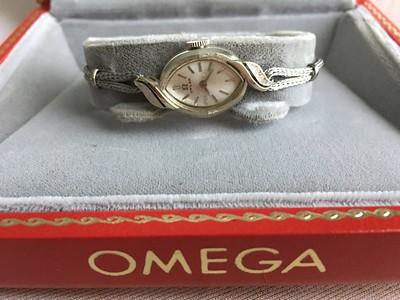 Omega womens watch