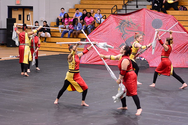 WKHS CWEA Competition - B Guard