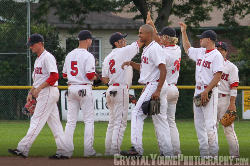 Mississauga Twins at Brantford Red Sox August 3, 2009