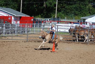Youth Mule Race