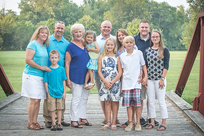 Sullivan Family 2015