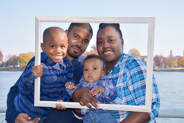 Rena & Sean Gaskins Family 2016