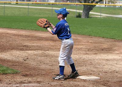 4-9-05 Athletics/Dodgers