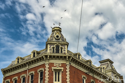 Historic Downtown Wabash, Indiana - Photos from the street.
