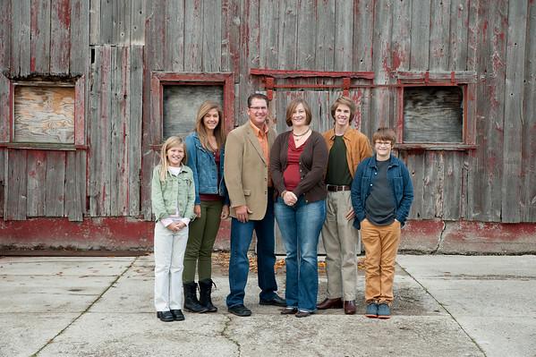 Bargenquast Family 2013