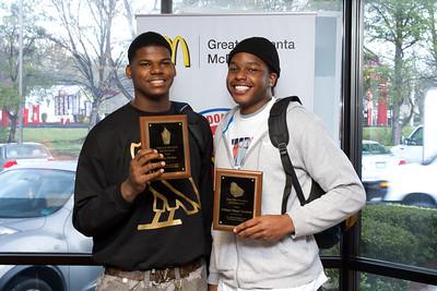 McDonald's All-American Basketball Team (Lithonia, GA)